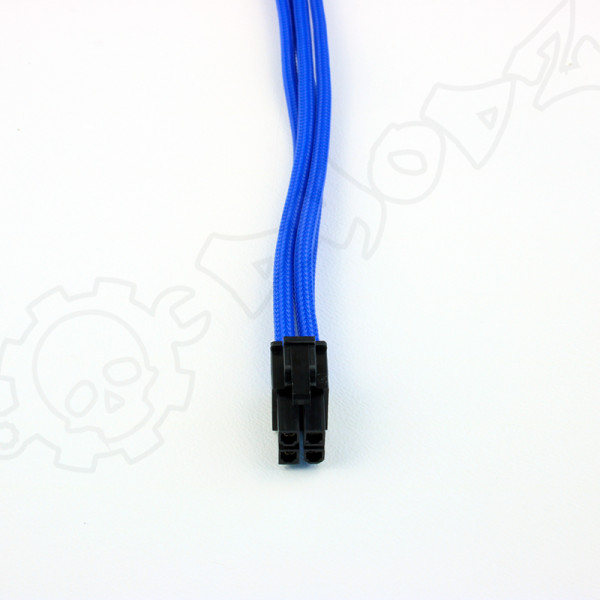 4 pin Blue extension cable