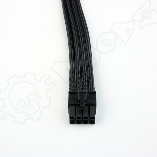 8 pin Black EPS extension cable