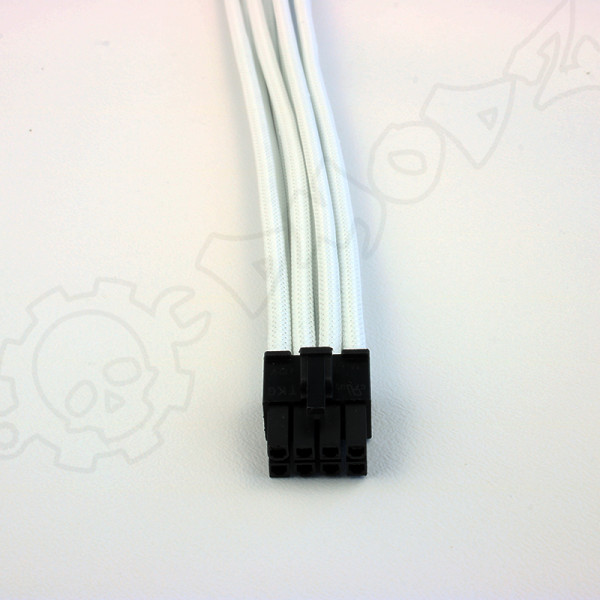 8 pin White EPS extension cable