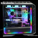 Barrow Distro Plate H500P-SDB Cooler Master H500P