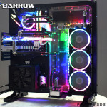 Barrow Distro Plate TTP5-SDB Thermaltake P5