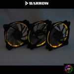 Barrow RGB PMW 120mm Fan