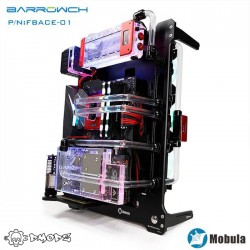 Barrow Mobula wet bench Case Inc Graphics Installation Module