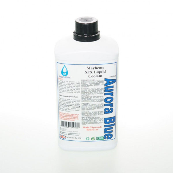 Mayhems Aurora Blue 1 Ltr Premixed