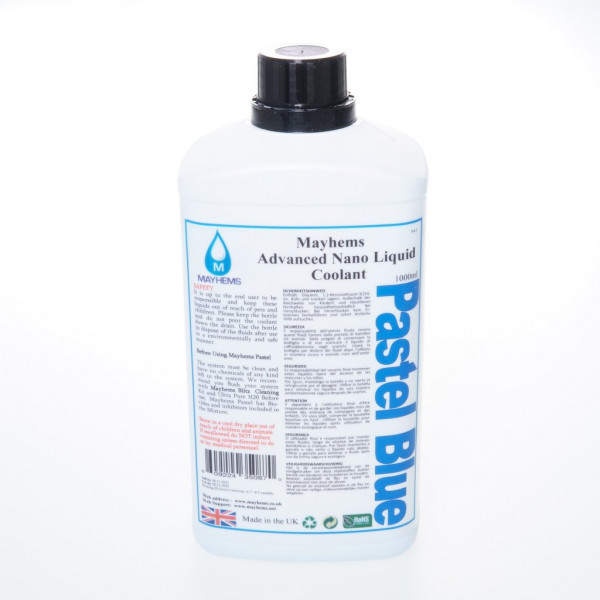 Mayhems Pastel Blue 1 Ltr Premixed