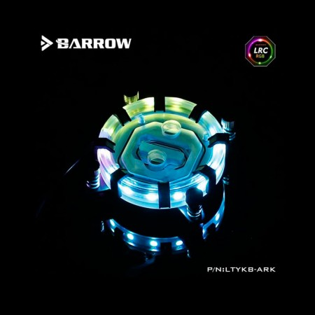 Barrow LTYKB-ARK for Intel socket LGA115x LRC RGB v2 Aurora Limited Edition