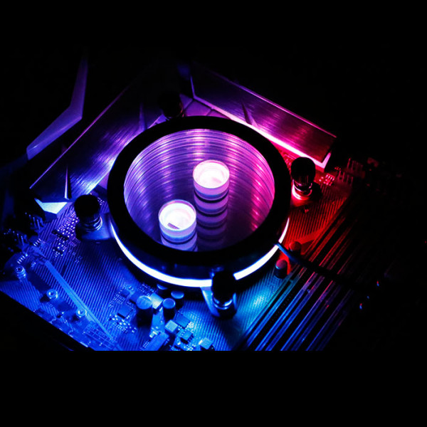 Supreme Edition Barrow mirror effect Intel CPU water block LTFHB-04N V2