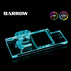 ASUS ROG STRIX GTX 1080Ti  1070 GPU Block - Barrow Watercooling