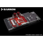 Barrow Asus Rog Strix GTX1660Ti waterblock