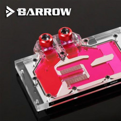 Gigabyte GTX  1080ti 11g RGB waterblock - Barrow Watercooling
